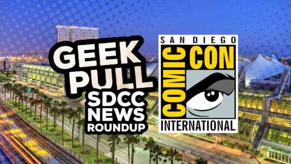 SDCC News Round Up